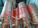 0.5 Bar Heat Exchanger Solar Water Heater , Solar Hot Water Preheater For Water Heating