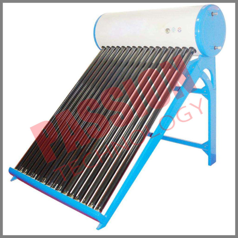 High Efficiency Pre Heated Solar Water Heater For Shower / Washing Eco Friendly