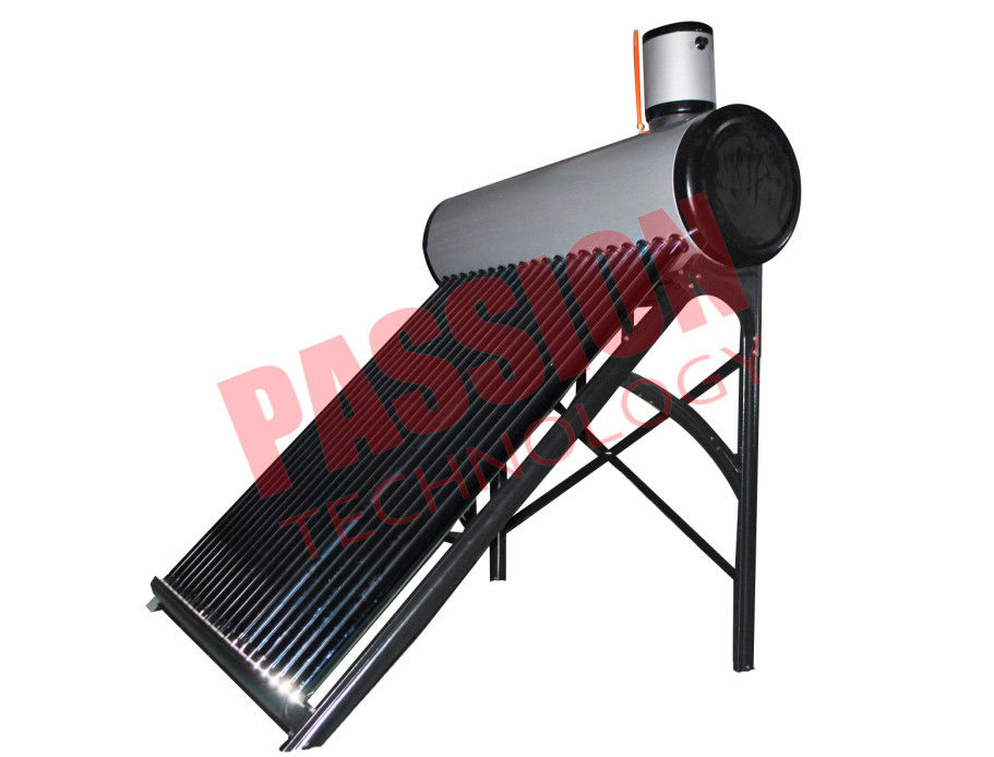 Compact Low Pressure Solar Water Heater , Solar Hot Water Heater Homemade