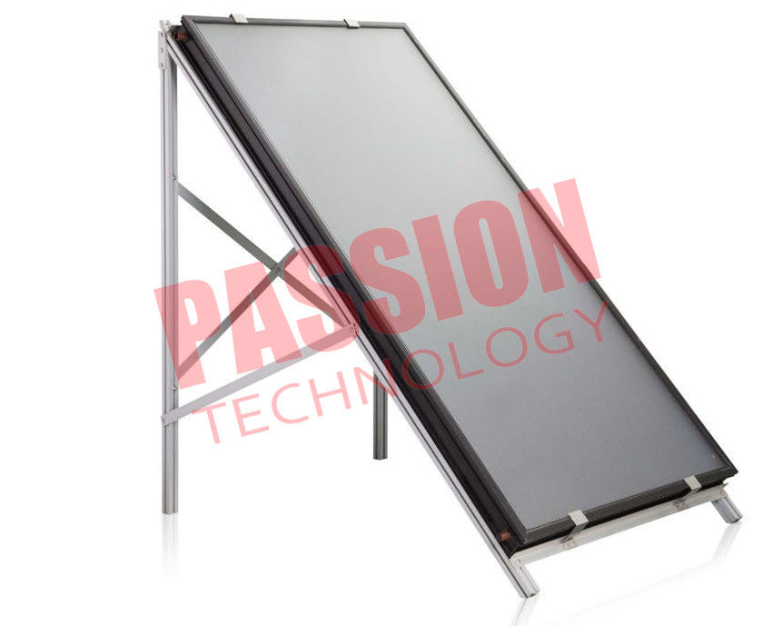 High Efficiency Film Flat Plate Solar Collector