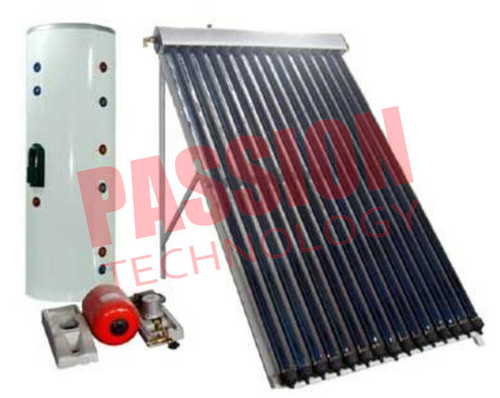 High Efficiency Room Split Solar Water Heater For Shower OEM / ODM Acceptable